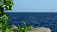 Windmills offshore video