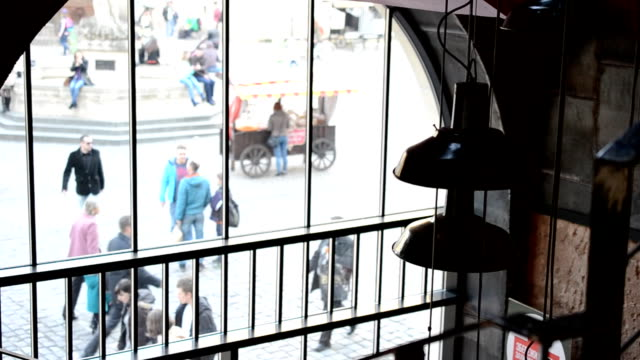 Window and view of the area video