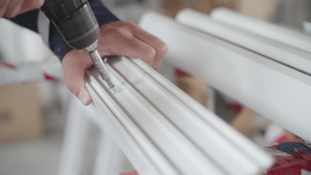 PVC Windows and doors industry video