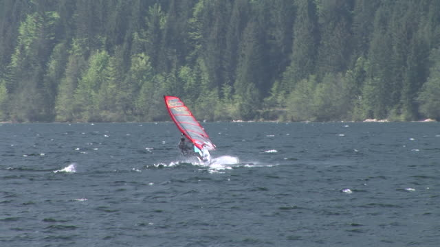 HD: Windsurfing video