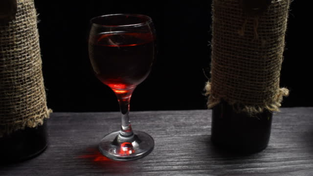 Wine and brandy video
