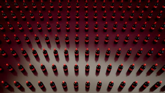 Wine animation - 3D Motion design video