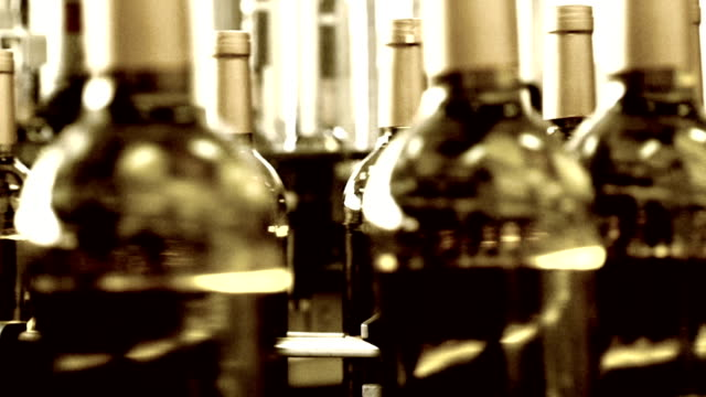 wine production video