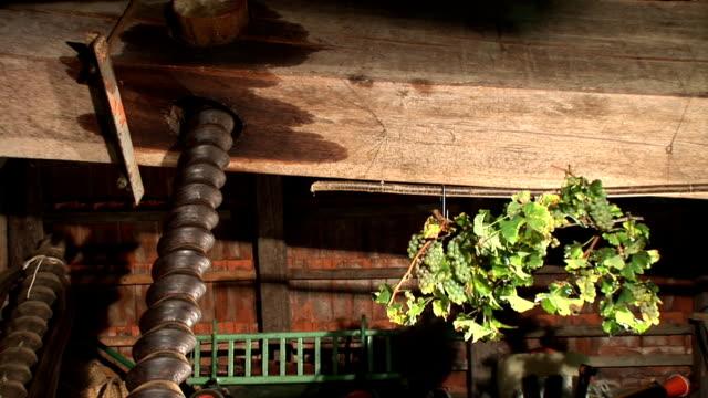 HD: Winemaking video