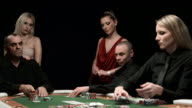 HD DOLLY: Winning A Poker Game video