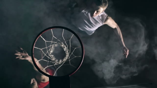 Winning Basketball Game video