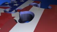 USA Wins the Center Spot! video