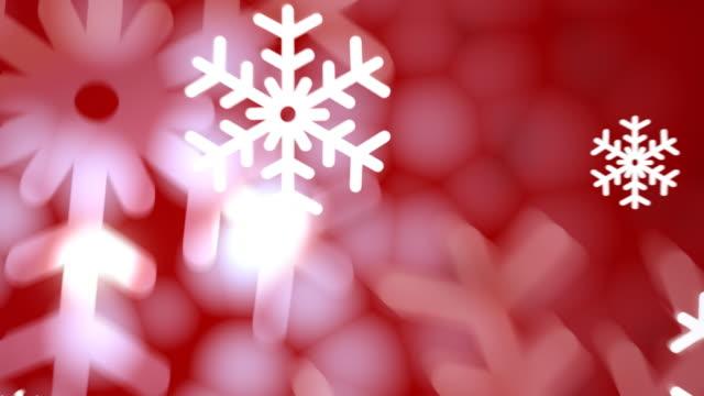 winter background worldmap video