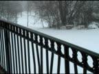 Winter Balcony 1 video