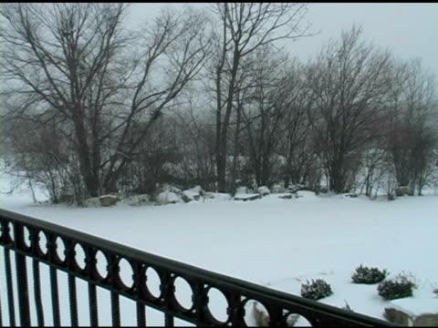 Winter Balcony 3 video