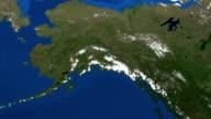 Winter comes to Alaska video
