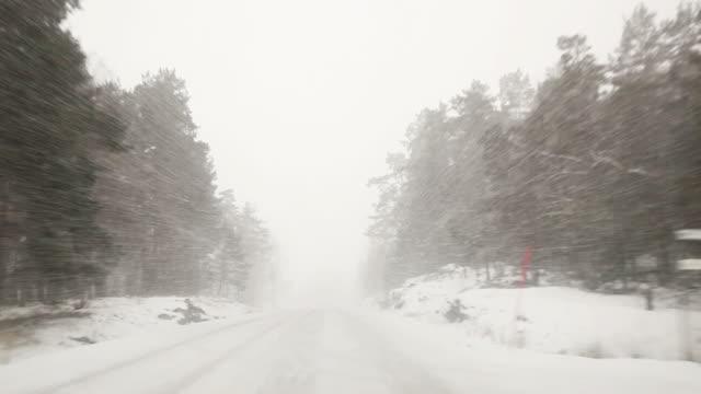 Winter Drive video