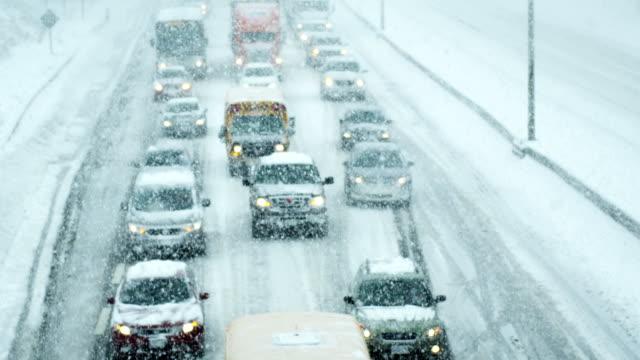 Winter Driving video