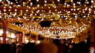 Winter Fair. New year's night. video