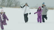 Winter Fun video