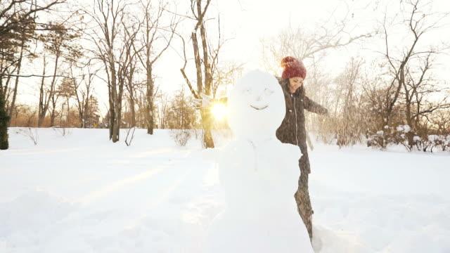 Winter fun. video
