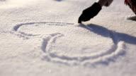 Winter heart video