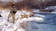 Winter hobby video