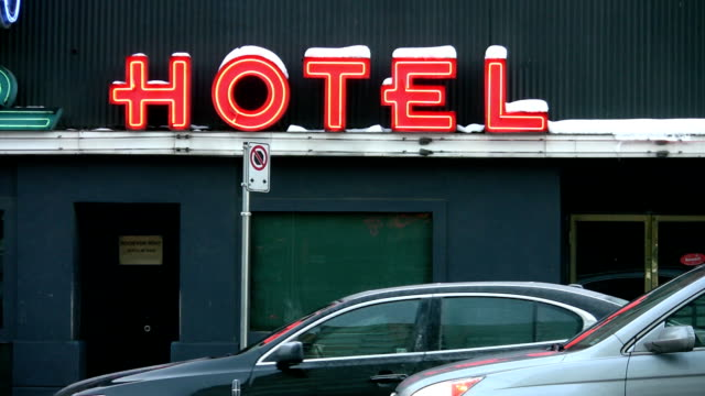 Winter Hotel. video