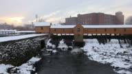 Winter in Lowell video