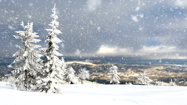 Winter in Norway video