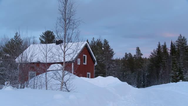 winter in sweden video