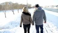 Winter Kiss video