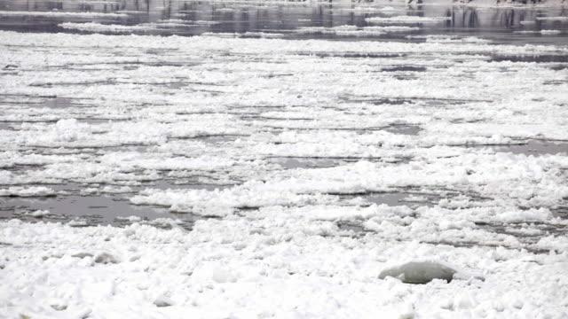 Winter on Danube video