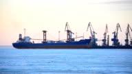Winter port video