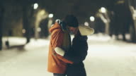 Winter story video