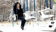 Winter swing video