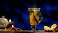 Winter Time, Hot Wine Punch, Gluehwein video