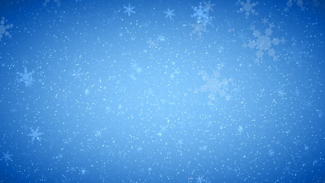 Winter Wonder Snowflakes video