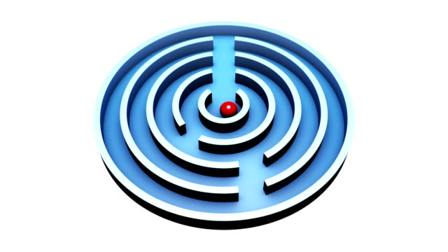 Wisdom  (Round Maze) video