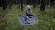 Witch in the woods video