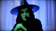 witch with her sweetheart video