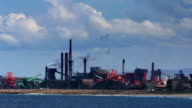 Wollongong Steelworks Time-lapse video