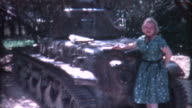 Woman and Tank 1959 video