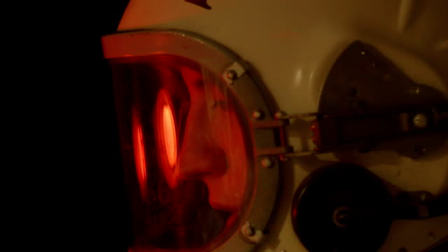 Woman Cosmonaut with Helmet On video