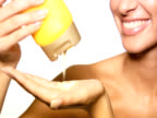 NTSC: Woman Hair Care video
