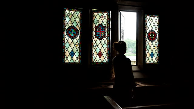 Woman In Prayer video