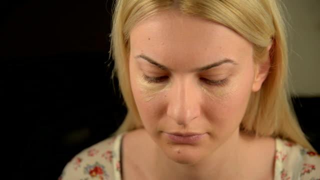 Woman Make-up video