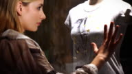 Woman shopping (HD 1080) video
