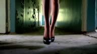 woman's legs video