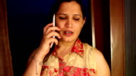 Women talking on the phone video