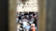 Women's Section of the Western Wall video