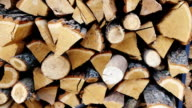 Wood from fruit trees to the smokehouse video