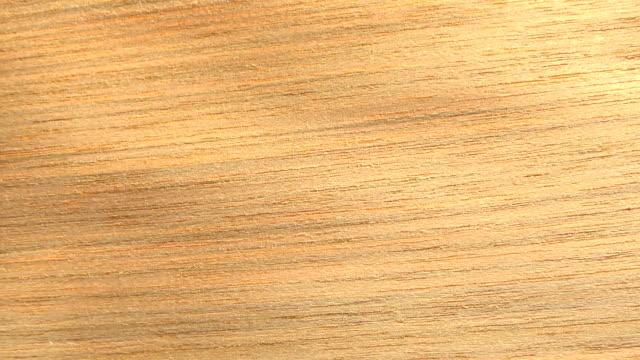(Perfect Loop) Wood Grain of Butternut video