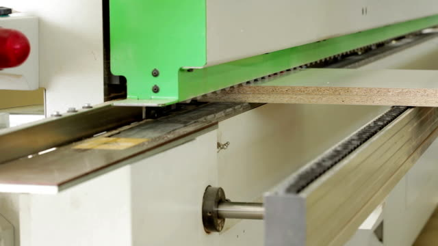 Wood processing plant video