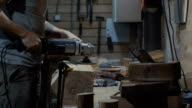 Wood workshop video